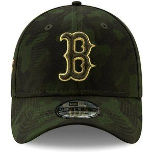 Boston Red Sox Armed Forces Day New Era Fitted Hat